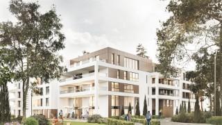 Haffnera Residence w Sopocie - wizualizacja