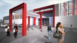 Trwa budowa Hali Lwowskiej