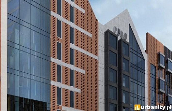 Rozbudowa gdański Hotel Puro