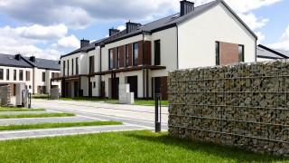 Pod Warszawą powstały domy w oparciu o polską technologię