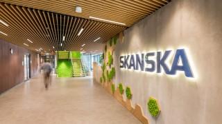 Otwarcie głównej siedziby grupy Skanska w kompleksie Spark