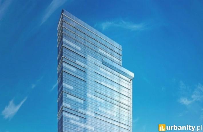 Koncepcja architektoniczna wieżowca Spinnaker Tower
