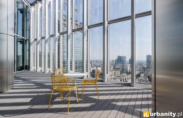 Nowe biuro Standard Chartered w The Warsaw Hub
