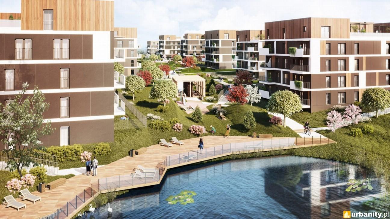 Nowe mieszkania na osiedlu Ceglana Park w Katowicach