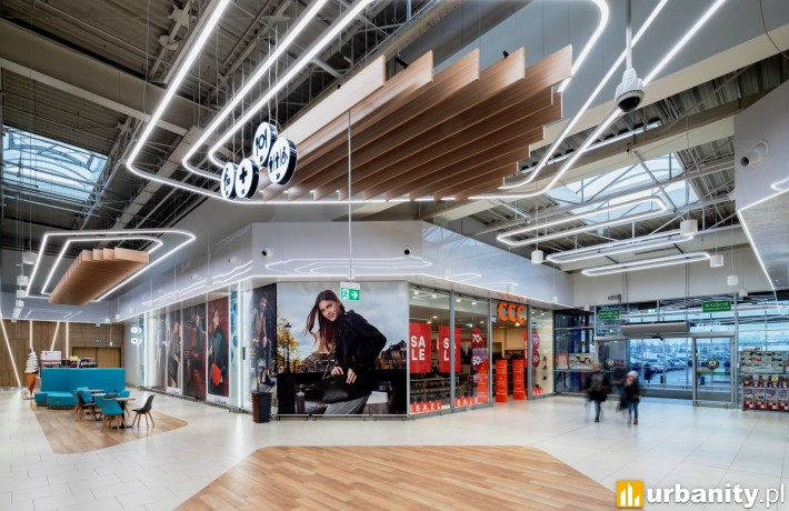 Centrum handlowe Auchan Żory
