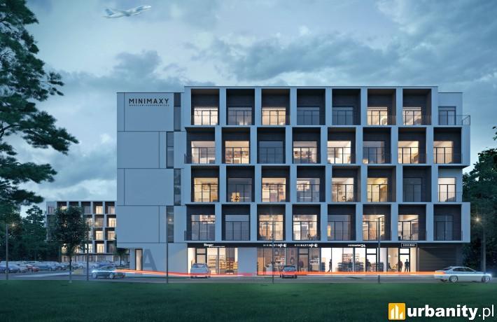 Minimaxy we Wrocławiu - wizualizacja