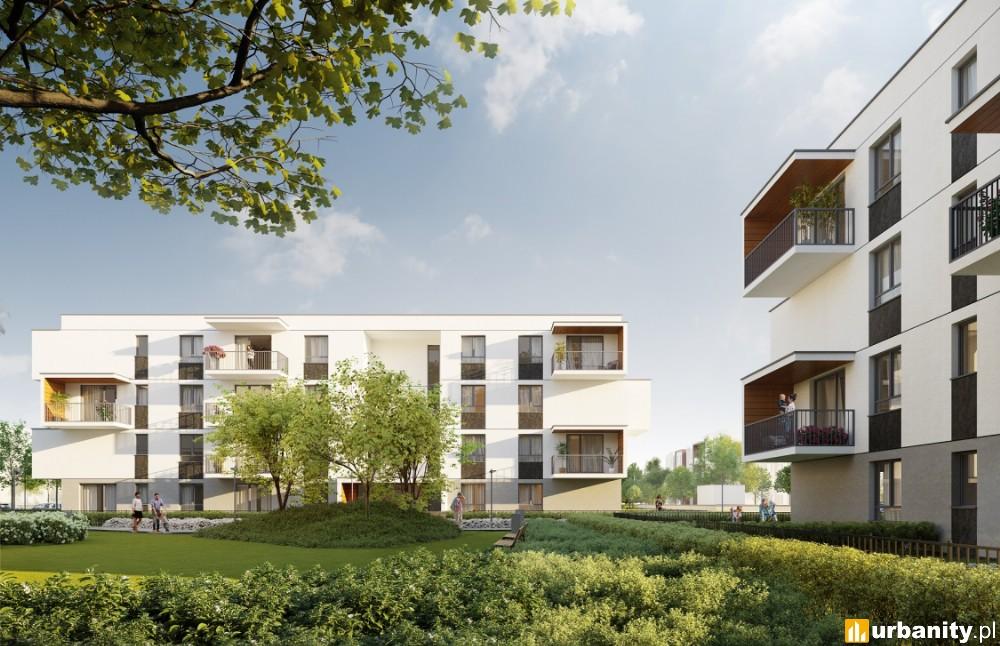 Nowe mieszkania w ramach kolejnego etapu Osiedla Coopera na Bemowie