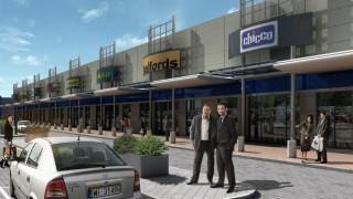 Wizualizacja Parku Handlowego Turawa w Opolu