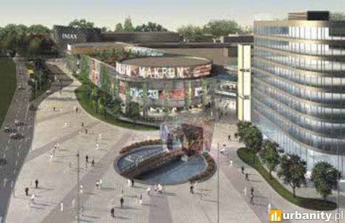 Centrum handlowo-biurowe Makrum
