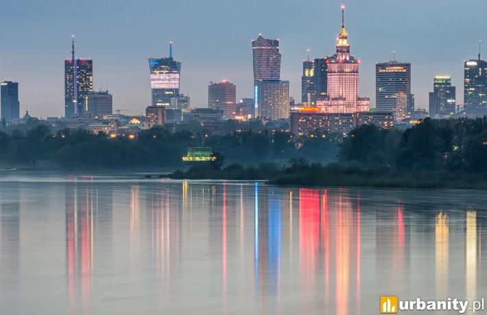 Warszawa fot. Dompress