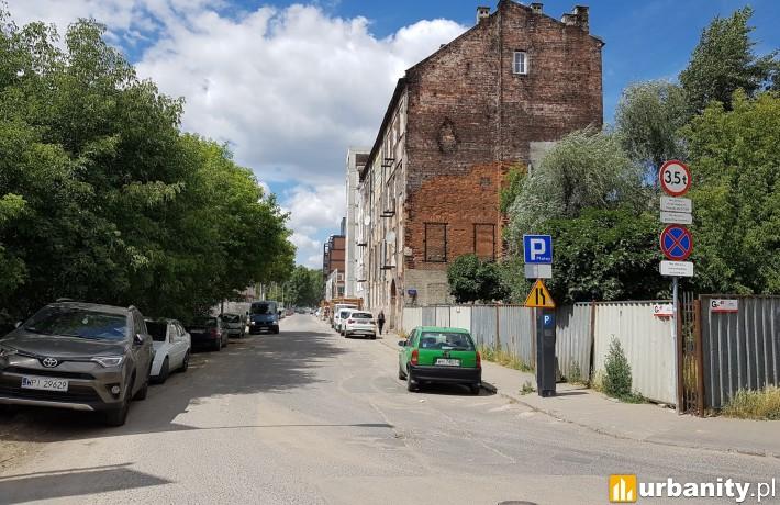 Wrzesińska 2 w Warszawie