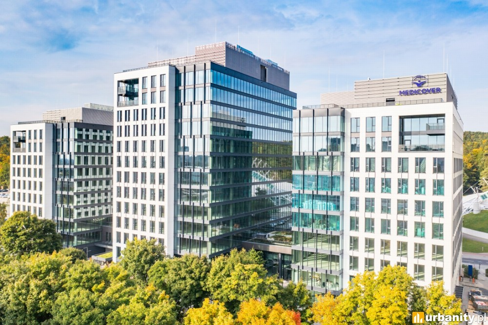 Gotowy największy w ostatnich latach projekt biurowy w Gdyni