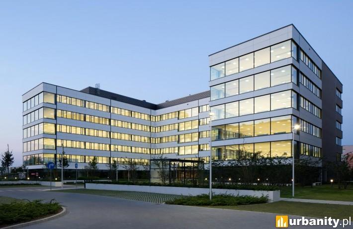 I etap poznańskiego kompleksu Business Garden