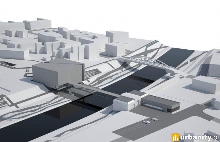 Projekt koncepcyjny Centrum Historii Ostrowa Tumskiego
