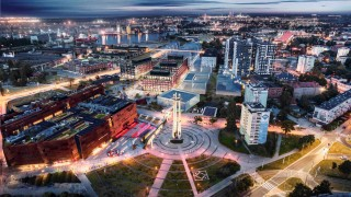 Na postoczniowym terenie Gdańska powstanie kompleks wielofunkcyjny DOKI