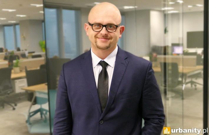 Michał Rafałowicz, dyrektor regionu pomorskiego firmy doradczej Cresa Polska