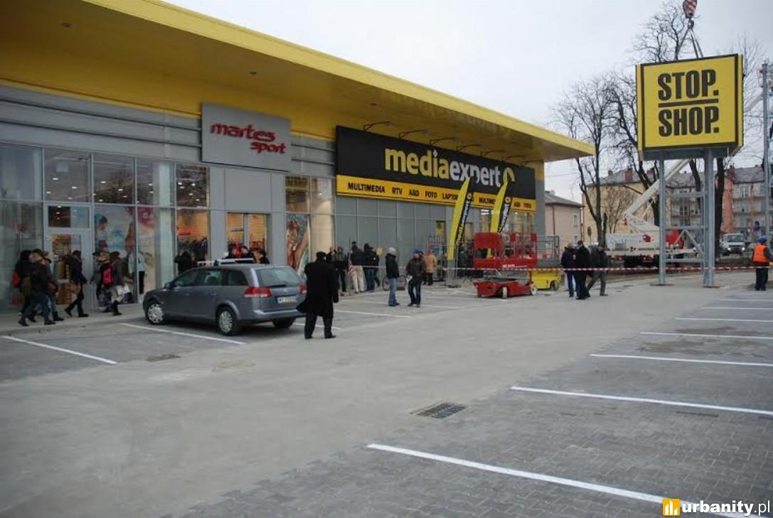 Immofinanz Group zainaugurował działalność Stop.Shop. w Mławie