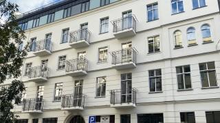 Apartamenty na Wilczej 19 w Warszawie