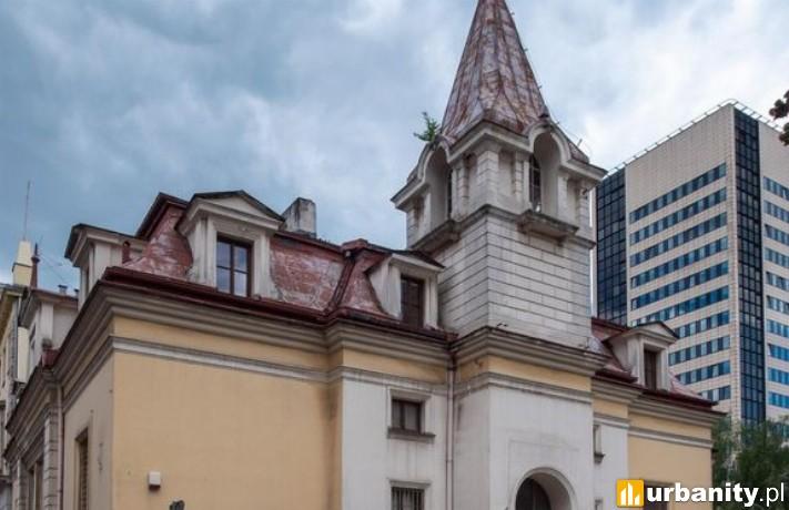 Zabytkowa willa Maurycego Frankela (fot. uml.lodz.pl)