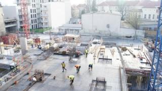 Nowa część kompleksu Wola Retro w Warszawie