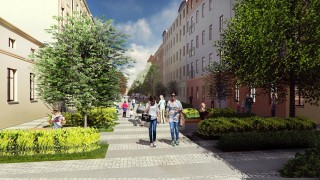 W 2022 roku miasto odda do użytkowania kolejny woonerf w Łodzi, który powstanie na ulicy Mielczarskiego