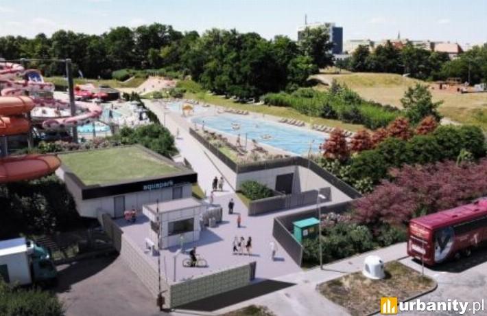 Nowy rozbudowany wrocławski Aquapark