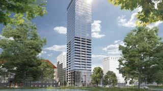 Czy w Poznaniu powstanie ponad 100-metrowy wieżowiec? Jest projekt i pierwsze wizualizacje