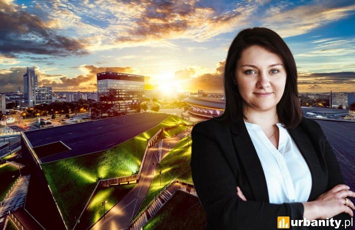 Elżbieta Golik, Doradca w dziale reprezentacji najemców biurowych w firmie Cresa Polska.