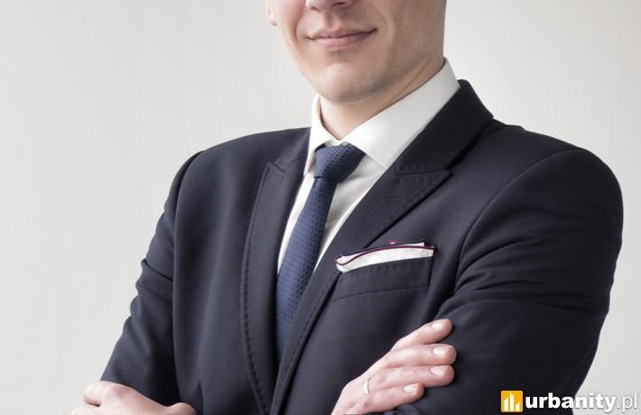 Maciej Skubiszewski, Dyrektor Działu Reprezentacji Właściciela, Knight Frank
