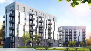 Inne obecnie realizowane osiedle w Krakowie przez grupę Murapol - Osiedle Bieńczycka