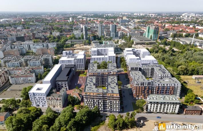 Osiedle Goplana w Poznaniu - wizualizacja