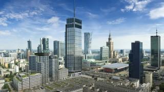 Budowa kompleksu Varso Place w centrum Warszawy [FILMY]