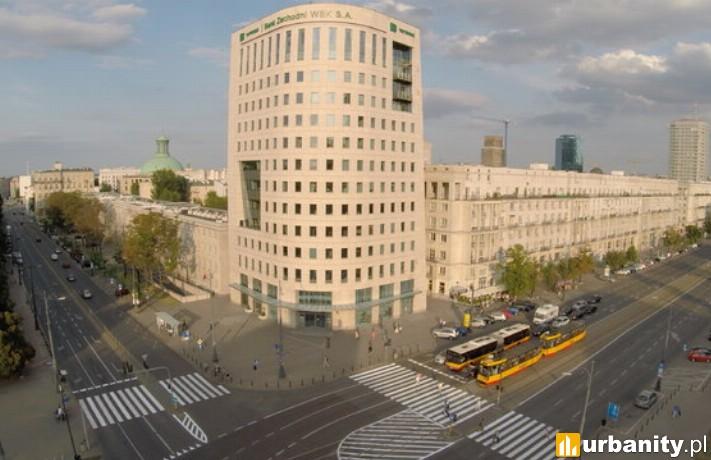 Budynek biurowy Centrum Królewska w centrum Warszawy