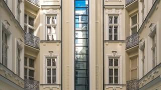 Drugie życie pierwszej panoramicznej windy w Warszawie