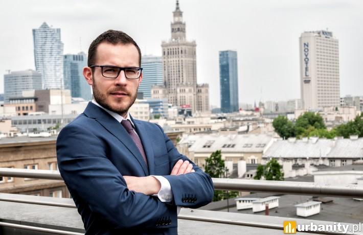 Krzysztof Cipiur, Associate Director w Dziale Rynków Kapitałowych Knight Frank
