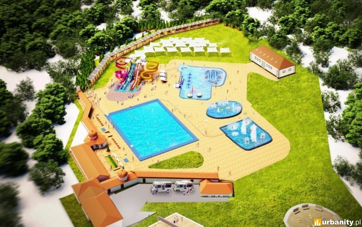 Legnica zyska Letni Park Wodny Aquafun. Prace już ruszają