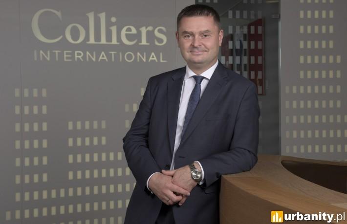 Włodarczyk Marcin, Colliers