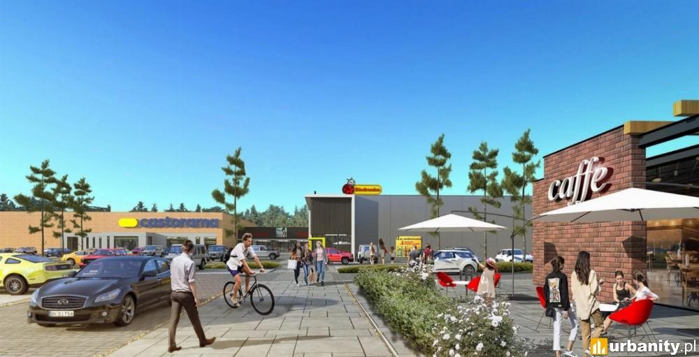 Rozpoczęła się budowa parku handlowego w Świnoujściu