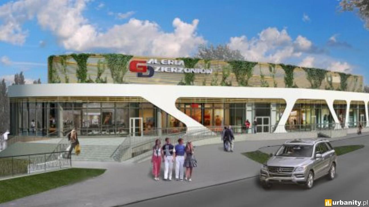W Dzierżoniowie powstaje nowa galeria handlowa