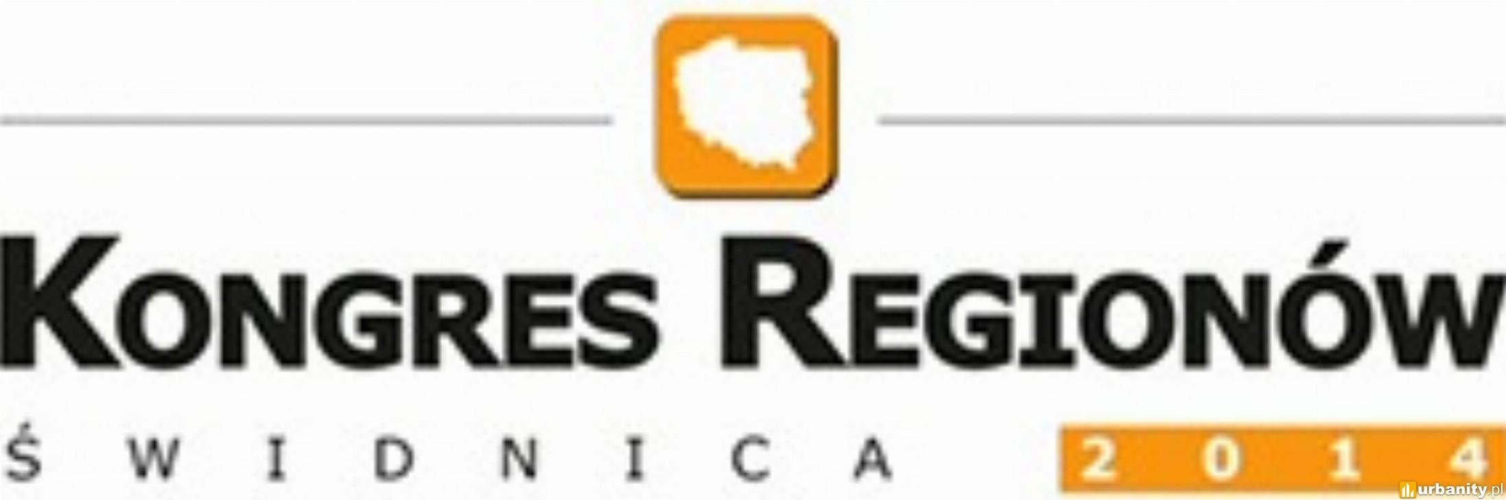 V Ogólnopolski Kongres Regionów w Świdnicy: 10-12 czerwca 2014