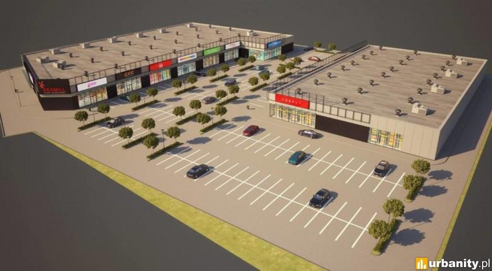 Coraz bliżej otwarcia parku handlowego w Augustowie