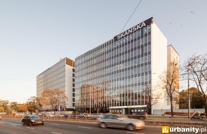Biurowiec Spark C w Warszawie