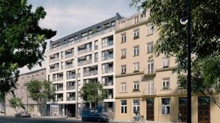 Projekt inwestycji przy Stalowej 27 w Warszawie