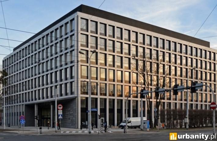 Nowy biurowiec powstanie obok budynku Green Day