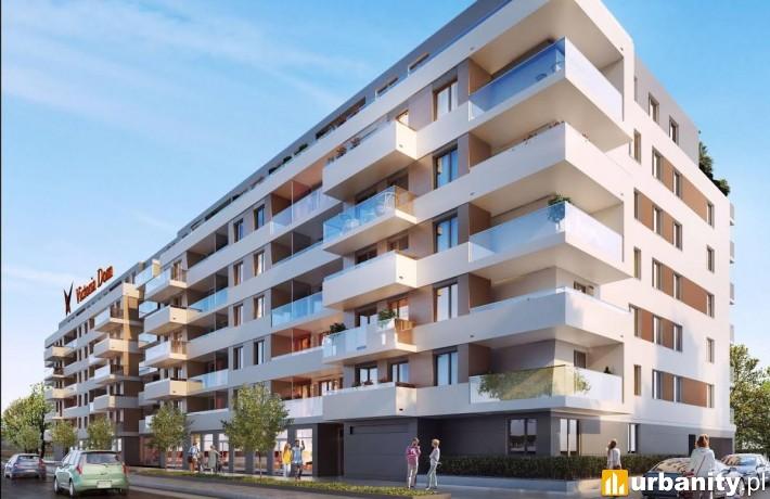Osiedle Mieszko w Warszawie dostarczy 150 mieszkań