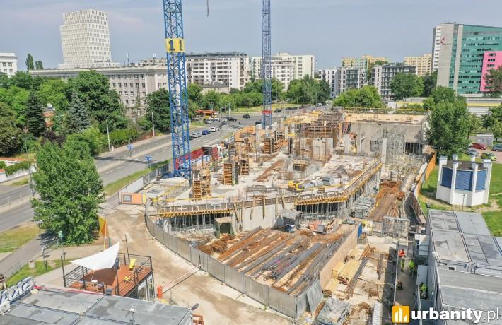Skanska wdraża beton o obniżonym śladzie węglowym.