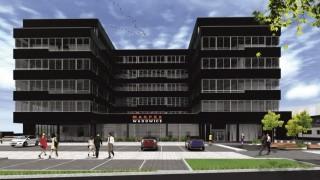 Powstaje nowa siedziba Grupy Maspex w Wadowicach