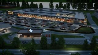 W maju 2016 roku otwarcie centrum handlowego HIT