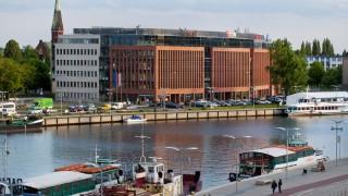 Lastadia Office w Szczecinie