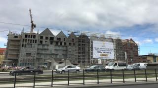 Postęp prac na budowie Grano Residence